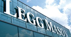 Baltimore-based Legg Mason managed $672.1 billion as of Sept. 30. Its shares have declined 15 percent this year, compared with a drop of 5.8 percent for the 19-member Standard & Poor's index of asset managers and custody banks. (File photo)