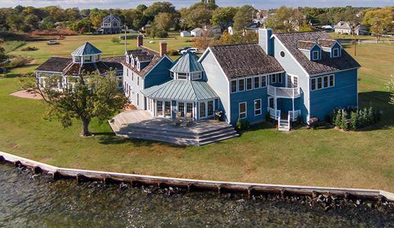Historic Tilghman Island estate heads to auction