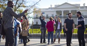 Attorney: White House fence jump was act of protest
