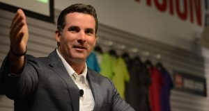 Under Armour CEO Kevin Plank. (Maximilian Franz/The Daily Record).
