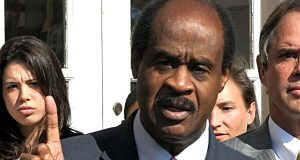Montgomery County Executive Isiah (Ike) Leggett.  (file)