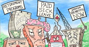 1a Workplace Issues IllustrationNEWMF copy