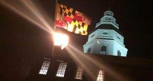 Annapolis Statehouse LightMF