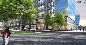 Beatty Development announced the branding of Canopy Baltimore|Harbor Point on Tuesday. (Beatty Development Group)