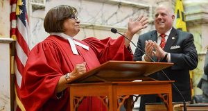 Hotten joins Md. Court of Appeals following investiture