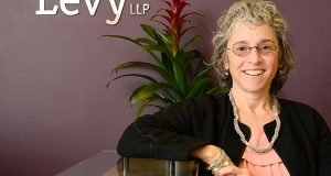 Brown Goldstein Levy LLP managing partner Sharon Krevor-Weisbaum (File photo)