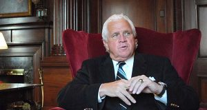 "Maryland Senate President Thomas V. ""Mike"" Miller. (File Photo)"
