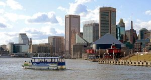 Baltimore's Inner Harbor. (File)