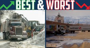 Best Week, Worst Week: Snow removal firms cash in; Cecil County workers frozen out