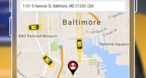 Stealing a page from Uber, Baltimore taxi service goes mobile