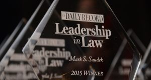 Time's running out for Leadership in Law nominations
