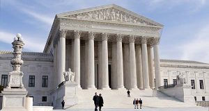 This Jan. 25, 2012, file photo, shows the U.S. Supreme Court Building in Washington.(AP Photo/J. Scott Applewhite, File)