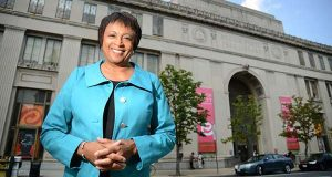 Carla D. Hayden has been confirmed by the Senate as the next Librarian of Congress. (The Daily Record/Maximilian Franz)