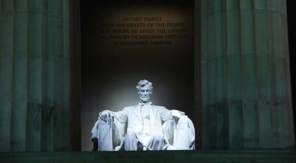 Md. philanthropist gives $18M to refurbish Lincoln Memorial