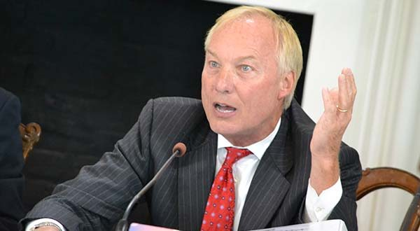 Maryland Comptroller Peter V.R. Franchot is calling for an expansion of his powers of investigation and prosecution. (The Daily Record / Bryan P. Sears)