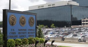 This June 6, 2013 file photo shows the National Security Administration (NSA) campus in Fort Meade. (AP Photo/Patrick Semansky, File)