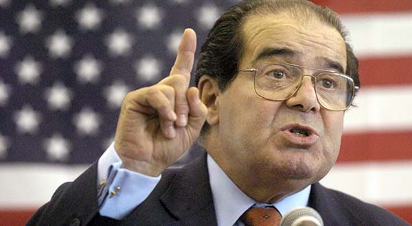 Late U.S. Supreme Court Justice Antonin Scalia (Gavin Averill/The Hattiesburg American via AP)