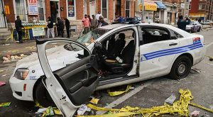 Natural disasters and cataclysmic events, such as the April riots in Baltimore that damaged hundreds of mostly small businesses, underscore the vulnerability that smaller companies have if they are uninsured, experts say.(File)