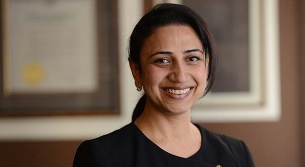 Earlier this week, The Daily Record spoke with Reena Shah, executive director of the new, independent Access to Justice Commission. (The Daily Record / Maximilian Franz)
