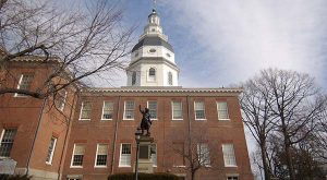 The Maryland State House. (File)