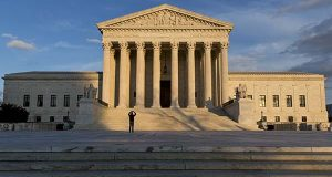 This Feb. 17, 2016, file photo shows the Supreme Court building in Washington.(AP Photo/J. Scott Applewhite, File)