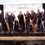 Md. hotel firm breaks ground on 255-room Nashville property