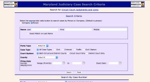 An amended bill passed by the House of Delegates would allow for 'partial expungement' of files on the Maryland Judiciary Case Search website. Supporters of the bill sought partial expungement of all files where some of the charges relating to a single incident did not result in convictions but at least one charge did.