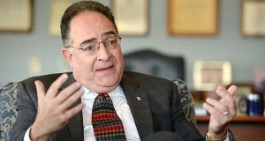 University of Maryland Baltimore President Jay Perman. (File)