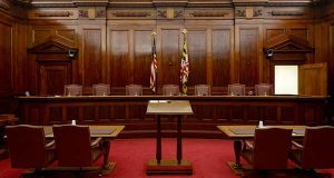 Hogan receives list of five candidates for Md. Court of Appeals seat