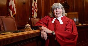 Retired Court of Appeals Judge Lynne A. Battaglia made the most recent push for mandatory continuing legal education in Maryland in 2013. She acknowledges opposition remains but still believes it could happen in the future. 'In order to be competent and be the best at what we do, we must continue to engage in educational efforts,' she says. (File)