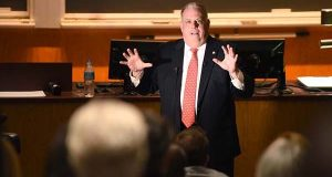 Hogan vetoes five bills; 84 more become law without his signature
