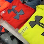 Under Armour lowers 2016 outlook with Sports Authority liquidation