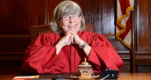 Judge Lynne A. Battaglia (Maximilian Franz/The Daily Record)