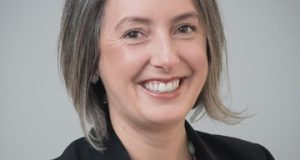 Shannon Landwehr, the new president and CEO of the Economic Alliance of Greater Baltimore. (File photo)