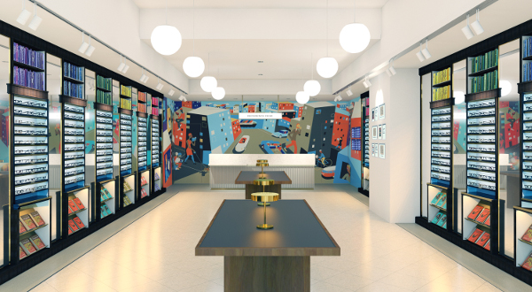 Warby Parker opens Harbor East location