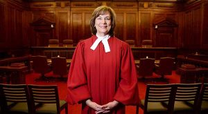 Court of Appeals Chief Judge Mary Ellen Barbera. (Maximilian Franz/The Daily Record)