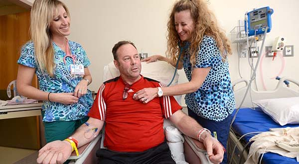 Demand for nurses to increase as population ages