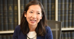 Dr. Leana Wen. (Maximilian Franz/The Daily Record)