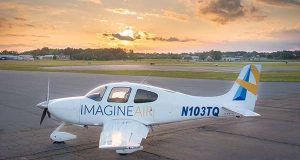 Chartered flight company wants to ease Md. business travel