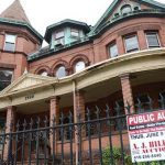 This Baltimore mansion's history is linked to a failed marriage