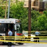 Police charge man after hijacked bus kills pedestrian in DC