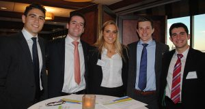 Loyola students win regional 2016 Global Investment Research Challenge