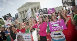 8-justice Supreme Court dodges decision on birth control