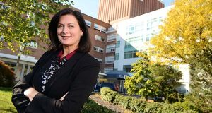 Amy Perry, CEO of Sinai Hospital. (File)