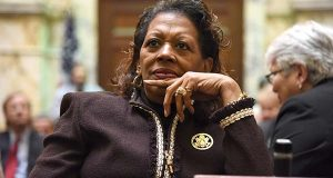 Sen. Joan Carter Conway, D-Baltimore City, sponsored the bill that became law and is now being challenged in a lawsuit. (file)