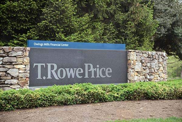 t rowe price prioritizing cut in greenhouse gas emissions maryland daily record. Black Bedroom Furniture Sets. Home Design Ideas
