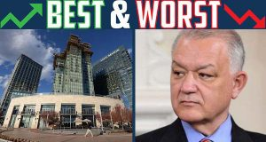 Best Week, Worst Week: Inner Harbor gets a boost; payroll glitch embarrasses state government