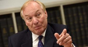 Comptroller Peter Franchot. (The Daily Record / Maximilian Franz)