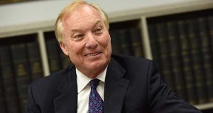 Comptroller Peter Franchot. (The Daily Record / Maximiilian Franz)