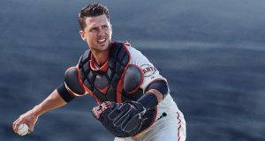 Buster Posey and Under Armour have renewed their partnership. Posey has been with Under Armour since 2008. (credit: Under Armour)